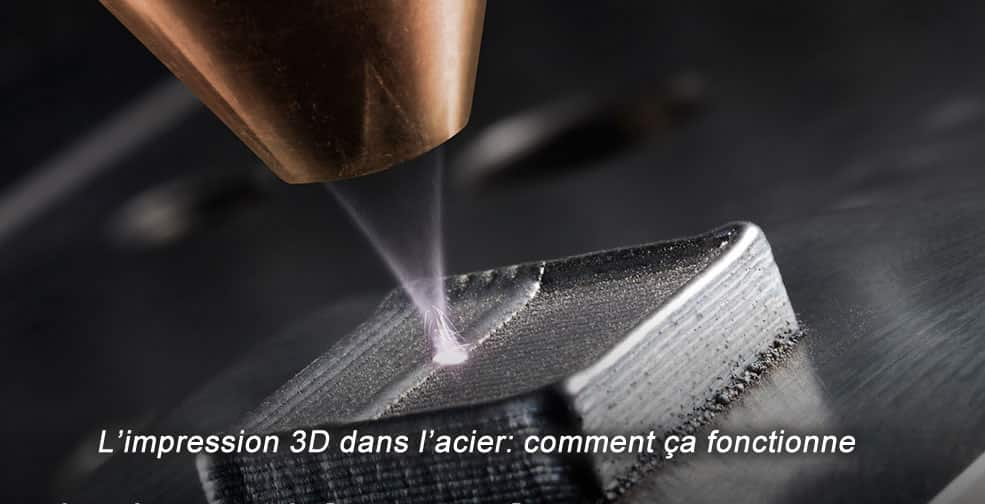 Photo of Comment l'impression 3D dans l'acier fonctionne