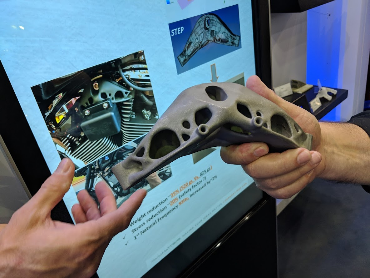 , XponentialWorks et la voie collaborative vers la mise à niveau de la fabrication additive