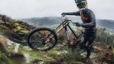 Photo of Atherton Bikes Cosses en titane imprimées en 3D