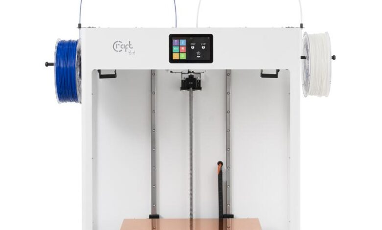 Photo of Critique: La CraftBot Flow IDEX XL – une imprimante 3D IDEX FFF ​​grand format adaptée aux ateliers