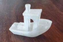 Photo of Examen pratique: Filament PETG – Impression 3D